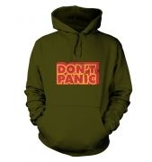 Don't Panic hoodie