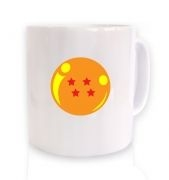 4Star Dragon Ball ceramic coffee mug