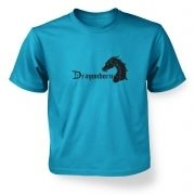 Dragonborn  kids t-shirt