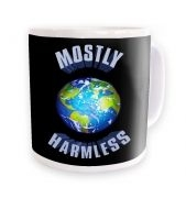 Earth Mostly Harmless  mug