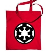 Galactic Empire logo tote bag