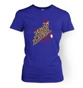 Genius Billionaire women's t-shirt