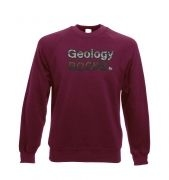 Geology Rocks Adult Crewneck Sweatshirt