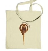 Gold Hand Of The King Tote Bag