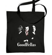 GoodFellas tote bag