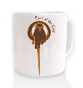 Hand of the King ceramic coffee mug