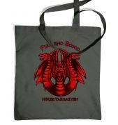 House Targaryen tote bag