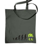 Hulk Evolution tote bag