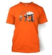 Banksy I Am Your Father t-shirt