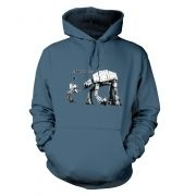 Banksy I Am Your Father hoodie