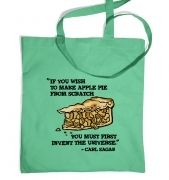 If You Wish To Make Apple Pie tote bag