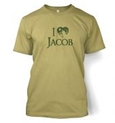 I heart Jacob tshirt