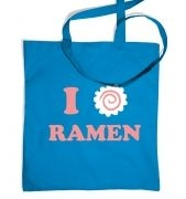 I Heart Ramen Tote Bag