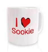 I Heart Sookie  mug