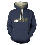 I'll Sheep the One Adult Premium Hoodie