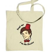 I'm the Doctor bag