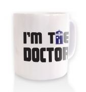 I'm The Doctor Who Mug