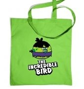 Incredible Bird tote bag