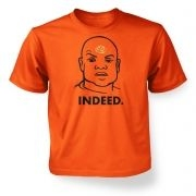 Indeed Teal'c children's t-shirt