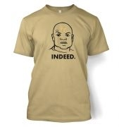Indeed Tealc t-shirt