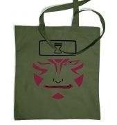 Kankuro Face  tote bag