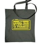 Kessel Run tote bag