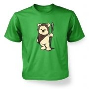 Kid's Cute Ewok TShirt