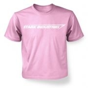 Kids Stark Industries tshirt