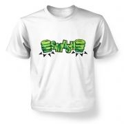 SMASH Fists kids' t-shirt