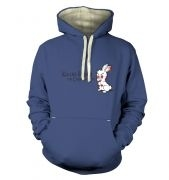 Killer Rabbit Of Caerbannog  hoodie (premium)