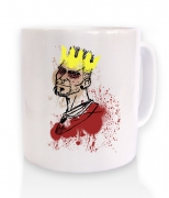 King of the Island ceramic coffee mug