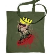 King of the Island tote bag
