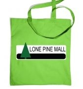 Lone Pine Mall tote bag