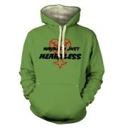 Maybe I'm Just Heartless premium hoodie