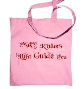 May R'hllors Light Guide You - Game of Thrones Tote Bag