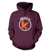 Mockingjay District 13 hoodie