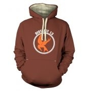 Mockingjay District 13 Premium Hoodie