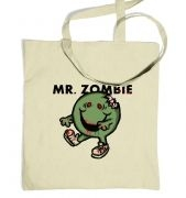 Mr.Zombie Tote Bag
