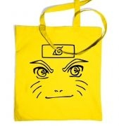 Naruto Face  tote bag