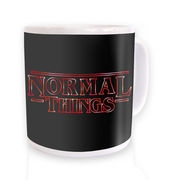 Normal Things mug