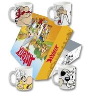 Official Asterix mugs Collector's Edition box set