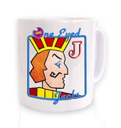 One Eyed Jacks mug