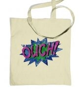 Ouch! tote bag