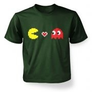 Squid Love Cheese kids' t-shirt