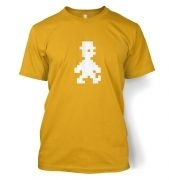 Retro Pixel Guy  t-shirt
