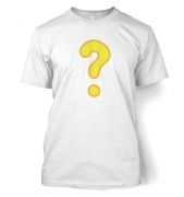 Quest Question Mark  t-shirt
