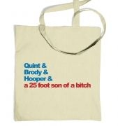 Quint and Brody tote bag