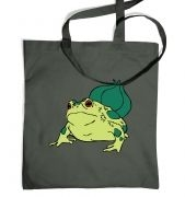Real Life Bulbasaur tote bag