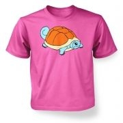 Real Life Squirtle kids t-shirt