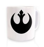 Rebel Alliance ceramic coffee mug